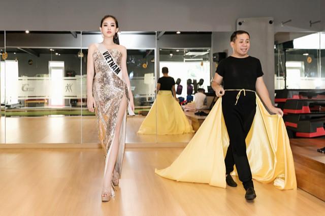 Vừa đăng quang Á hậu 4 Miss Intercontinental, Lê Âu Ngân Anh đã bị tố mua giải, biết trước câu hỏi ứng xử - Ảnh 4.
