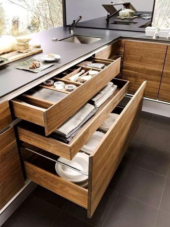 Nhà bếp với tủ lưu trữ ẩn là xu hướng gây sốt vào năm 2019! - Ảnh 23.