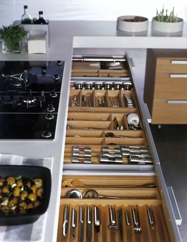 Nhà bếp với tủ lưu trữ ẩn là xu hướng gây sốt vào năm 2019! - Ảnh 24.