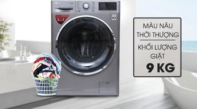 Những mẫu máy giặt đáng chi mạnh tay khi có tiền thưởng Tết - Ảnh 4.