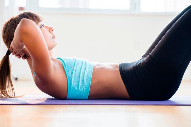 Bài tập đẩy nhanh quá trình trao đổi chất giúp phụ nữ duy trì vóc dáng cân đối - Ảnh 1.