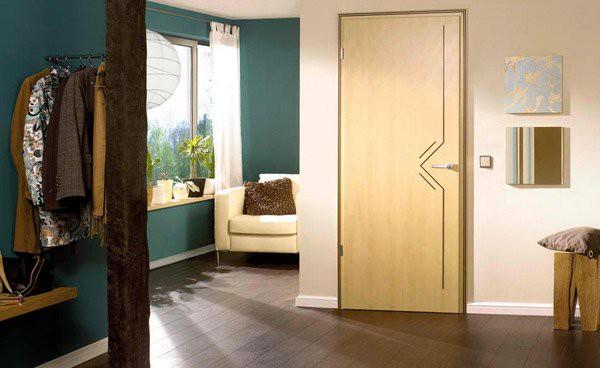 15 mẫu thiết kế cửa gỗ hiện đại, sang chảnh dành cho những không gian muốn làm mới trong dịp Tết - Ảnh 10.