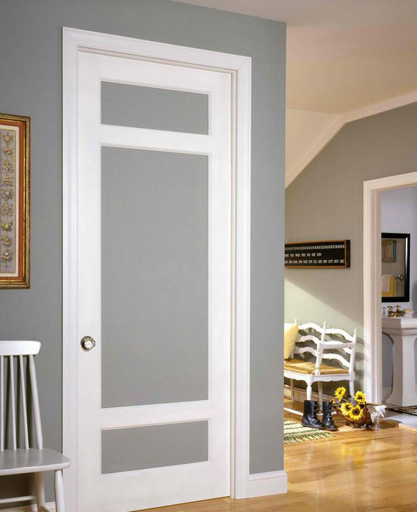 15 mẫu thiết kế cửa gỗ hiện đại, sang chảnh dành cho những không gian muốn làm mới trong dịp Tết - Ảnh 11.