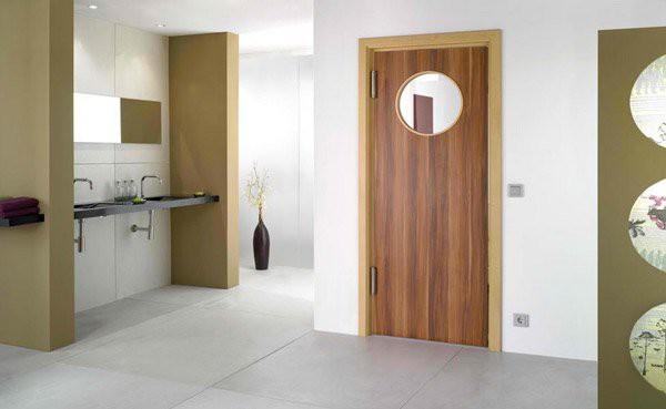 15 mẫu thiết kế cửa gỗ hiện đại, sang chảnh dành cho những không gian muốn làm mới trong dịp Tết - Ảnh 12.