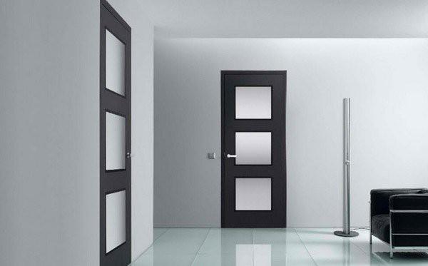 15 mẫu thiết kế cửa gỗ hiện đại, sang chảnh dành cho những không gian muốn làm mới trong dịp Tết - Ảnh 13.