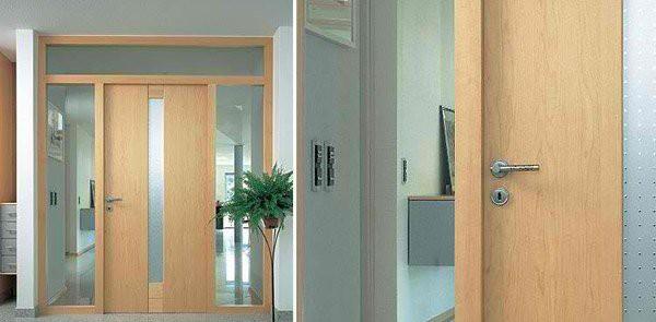 15 mẫu thiết kế cửa gỗ hiện đại, sang chảnh dành cho những không gian muốn làm mới trong dịp Tết - Ảnh 3.