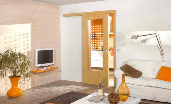 15 mẫu thiết kế cửa gỗ hiện đại, sang chảnh dành cho những không gian muốn làm mới trong dịp Tết - Ảnh 7.