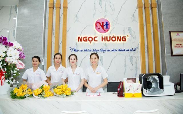 Thẩm mỹ viện Ngọc Hường mở rộng mạng lưới toàn quốc - Chi nhánh thứ 17 - Ảnh 1.