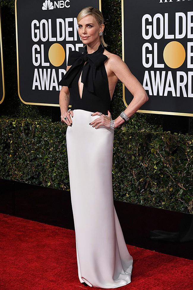 10 bộ cánh đỉnh nhất tại Quả Cầu Vàng 2019: Lady Gaga quét thảm đỏ theo đúng nghĩa đen, có đại minh tinh chỉ đi sandal... 1 triệu đồng! - Ảnh 11.