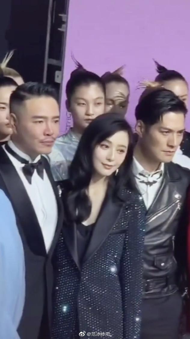 """Dù chỉ là hình chưa qua chỉnh sửa, Phạm Băng Băng vẫn xinh đẹp và đẳng cấp """"ăn đứt"""" cả Hoa hậu Thế giới Trương Tử Lâm - Ảnh 1."""