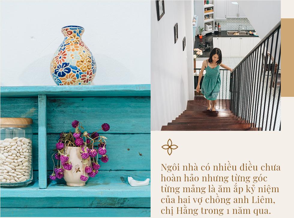 Ngôi nhà 48m² phong cách Địa Trung Hải tự tay làm… gần hết với tổng chi phí nội thất chỉ 70 triệu đồng của cặp vợ chồng 8x ở Hà Nội - Ảnh 20.