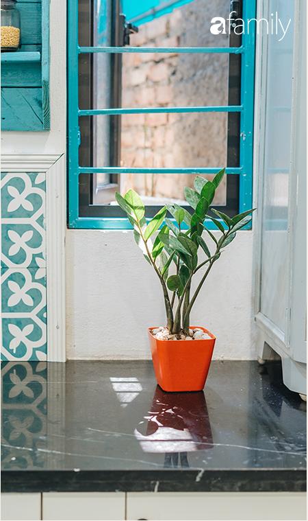 Ngôi nhà 48m² phong cách Địa Trung Hải tự tay làm… gần hết với tổng chi phí nội thất chỉ 70 triệu đồng của cặp vợ chồng 8x ở Hà Nội - Ảnh 17.