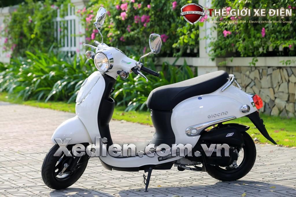 Xe máy 50cc Giorno Smilexu hướng mới của giới trẻ - Ảnh 2.