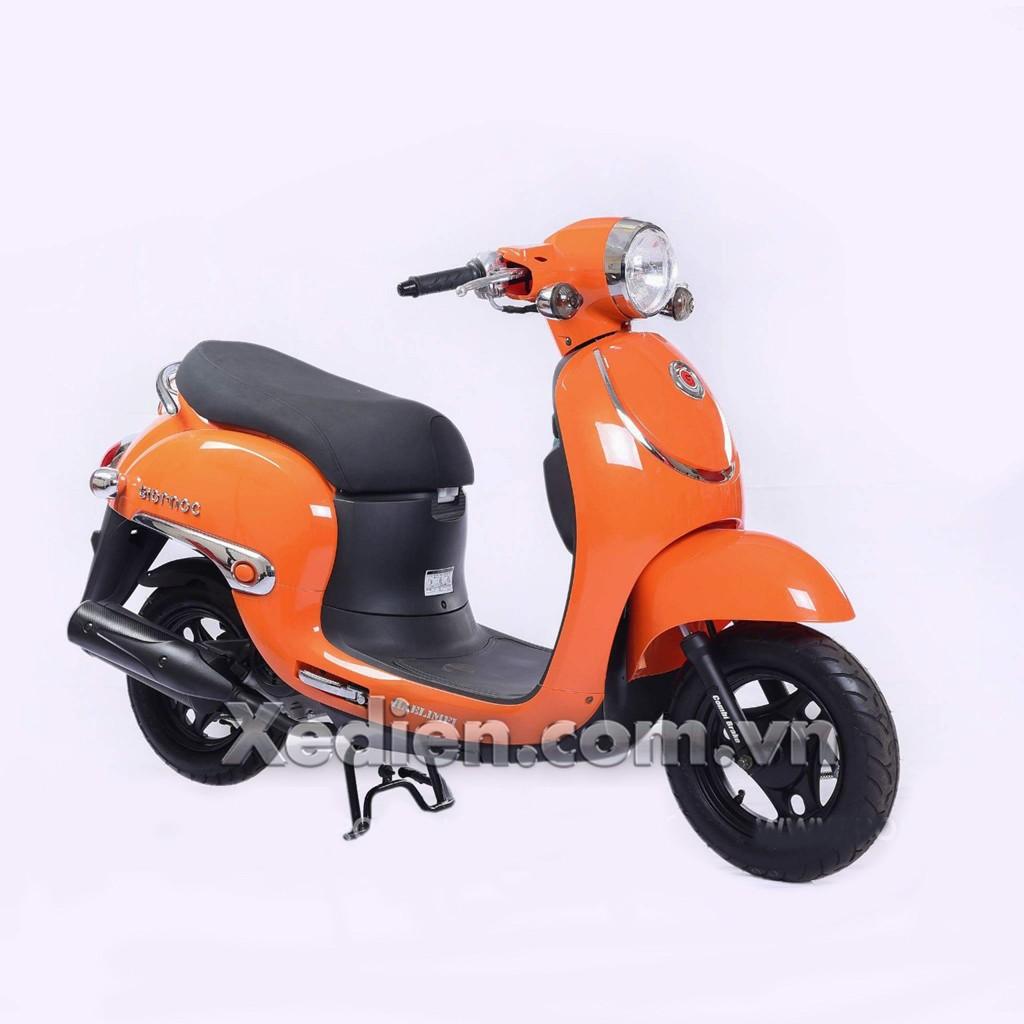 Xe máy 50cc Giorno Smilexu hướng mới của giới trẻ - Ảnh 3.