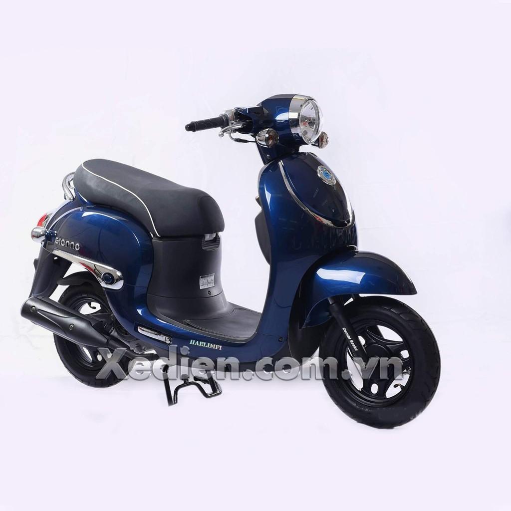 Xe máy 50cc Giorno Smilexu hướng mới của giới trẻ - Ảnh 4.