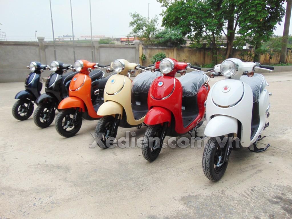 Xe máy 50cc Giorno Smilexu hướng mới của giới trẻ - Ảnh 5.