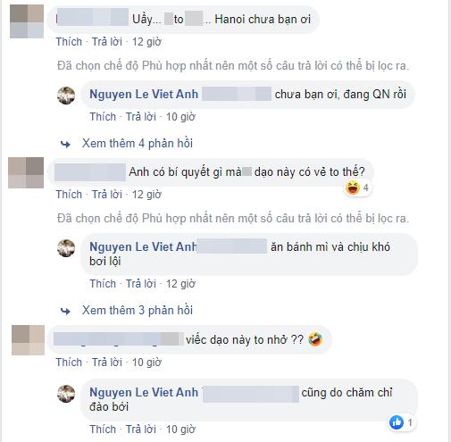 Chưa hết ồn ào nhan sắc hậu thẩm mỹ, Việt Anh lại bị trêu vì vòng 1 quá nở nang - Ảnh 5.