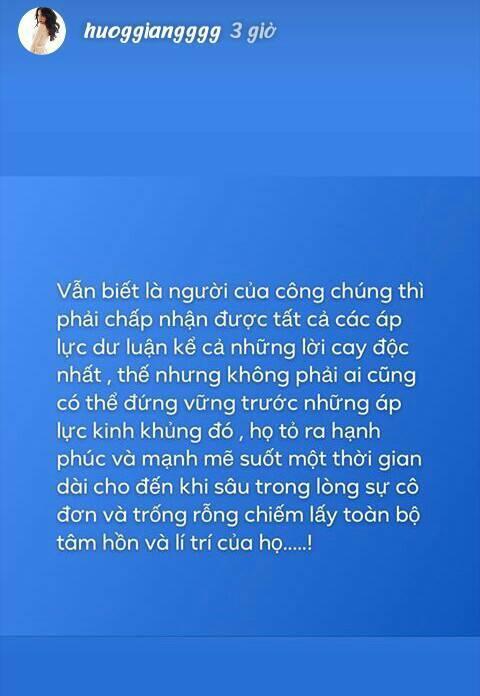Ninh Dương Lan Ngọc, Hoa hậu Hương Giang cùng dàn sao Việt thương tiếc trước sự ra đi khi còn quá trẻ của Sulli - Ảnh 2.