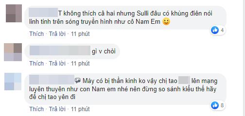 Cộng đồng mạng Việt phẫn nộ trước bài đăng so sánh vấn đề tâm lý của Sulli với Nam Em - Ảnh 5.