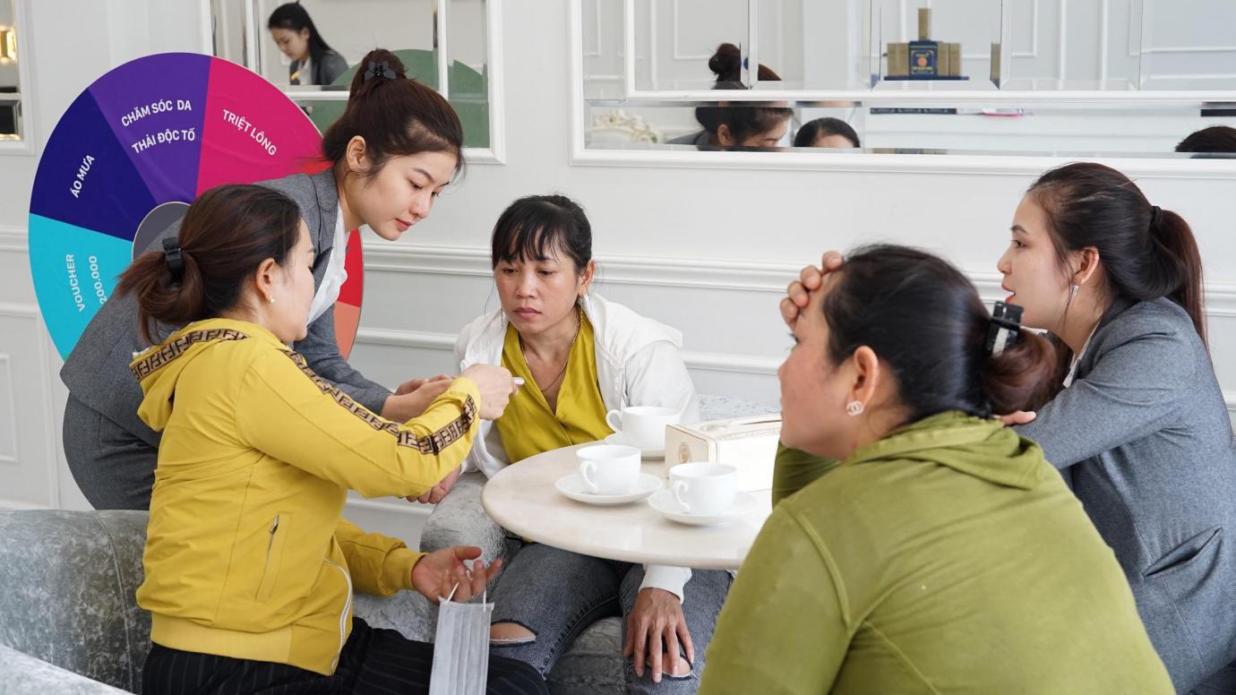 Viện thẩm mỹ Diva chi nhánh Trà Vinh kín khách trong tuần đầu khai trương - Ảnh 4.