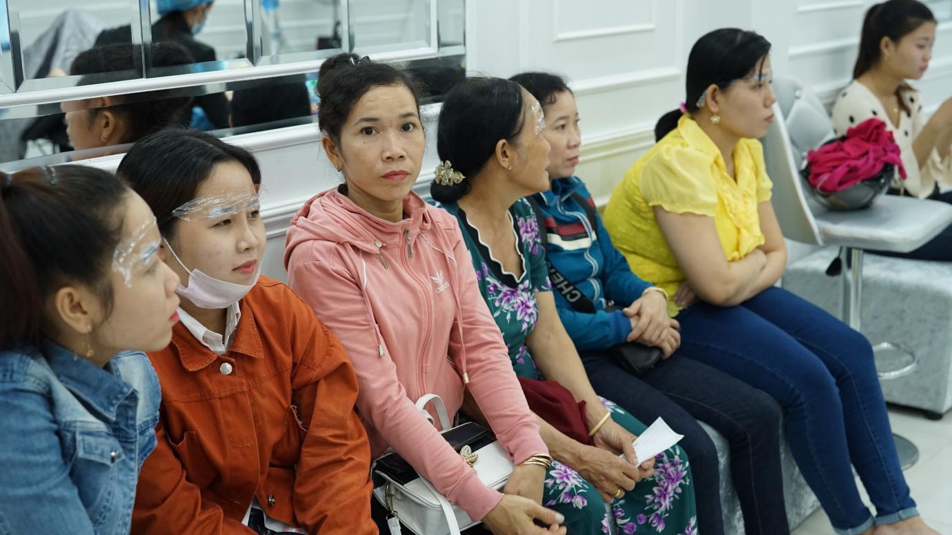 Viện thẩm mỹ Diva chi nhánh Trà Vinh kín khách trong tuần đầu khai trương - Ảnh 5.