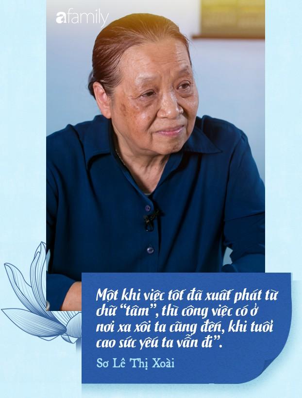 Chuyện của người phụ nữ 40 năm chăm sóc những bệnh nhân đặc biệt nhưng luôn khiêm nhường mình có làm gì đâu - Ảnh 3.