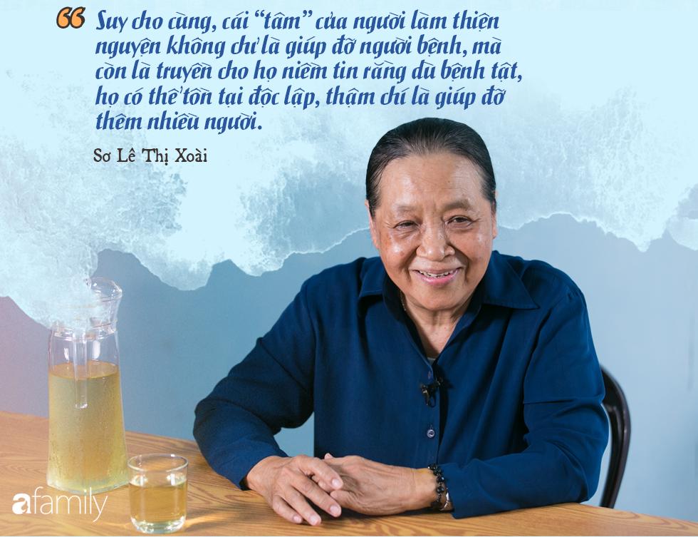 Chuyện của người phụ nữ 40 năm chăm sóc những bệnh nhân đặc biệt nhưng luôn khiêm nhường mình có làm gì đâu - Ảnh 6.