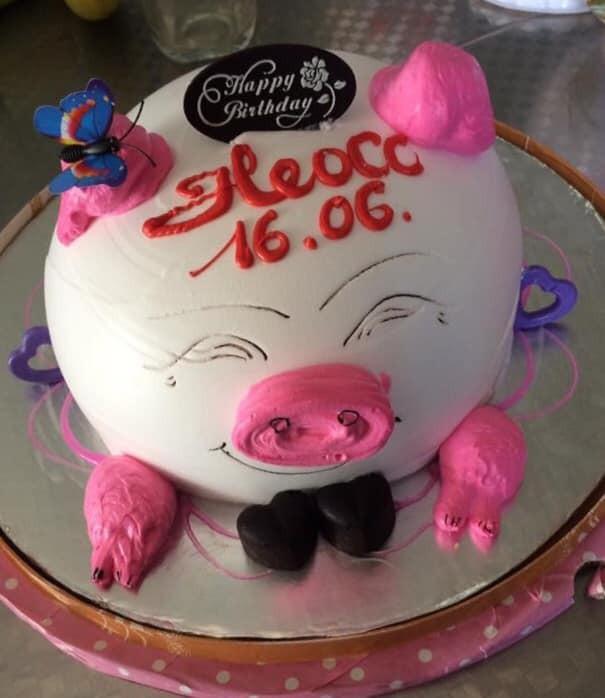 Lấy ảnh trên mạng để đặt bánh sinh nhật y hình và cái kết dở khóc dở cười - Ảnh 4.