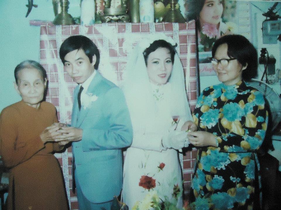 'Hot girl Sài Gòn' và đám cưới hoành tráng 30 năm trước: Màn 'cướp người yêu' ngoạn mục nhờ cái quỳ gối cùng lời dọa dẫm của chàng trai quá si tình 6