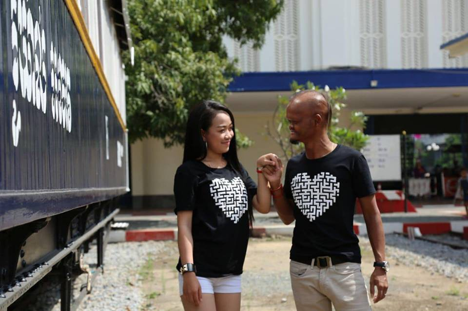 Tình yêu của cặp đôi 'đũa lệch' nổi tiếng Campuchia đám cưới được cả con trai Thủ tướng đến dự giờ ra sao? 3