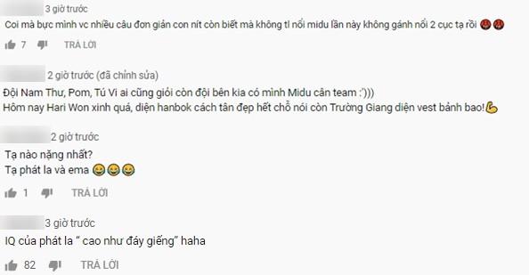 """""""Nhanh như chớp"""": Học trò Trường Giang bị chê kém thông minh khiến Midu thua đau đớn trước đội Nam Thư - Ảnh 8."""