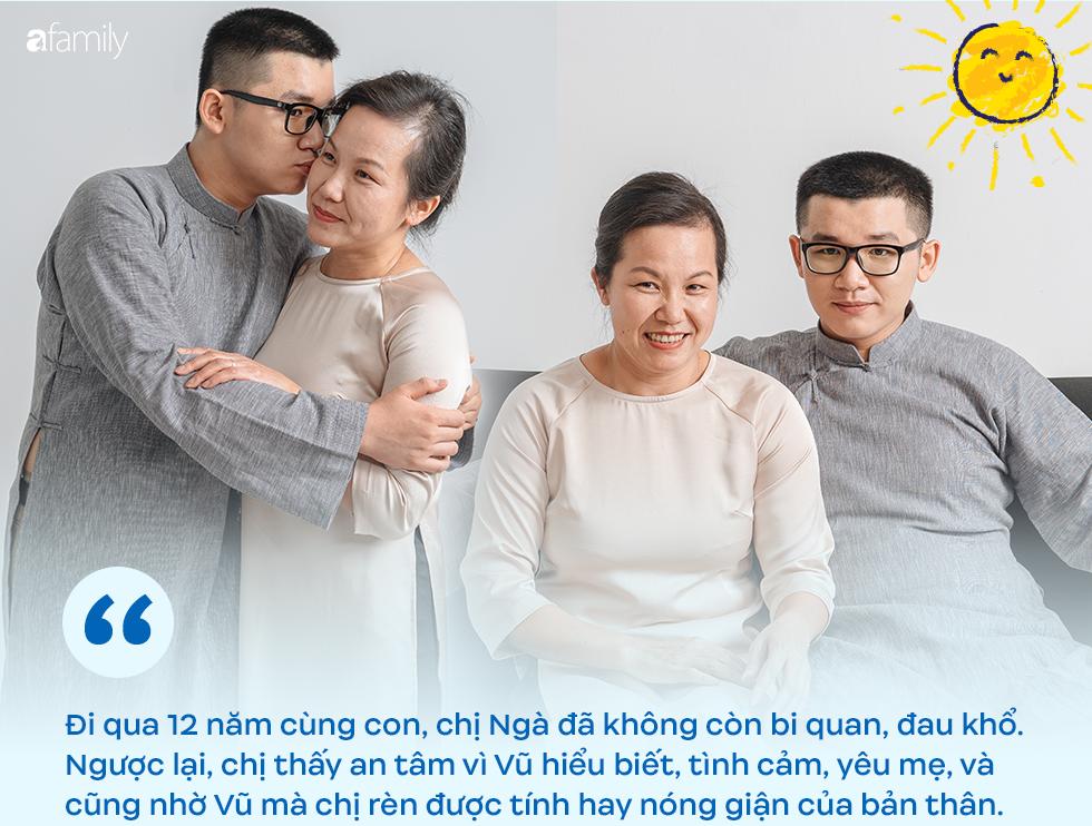 Hành trình của mẹ có con tự kỷ: Trong mắt mẹ, con luôn là một đứa trẻ đáng yêu, trong mắt con, mẹ luôn là người tuyệt vời nhất - Ảnh 6.