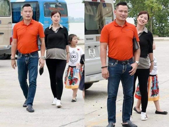 Tăng cân trông thấy ở tháng thứ 6 thai kỳ nhưng Jennifer Phạm vẫn vô cùng xinh đẹp trong hình ảnh chụp trộm - Ảnh 1.