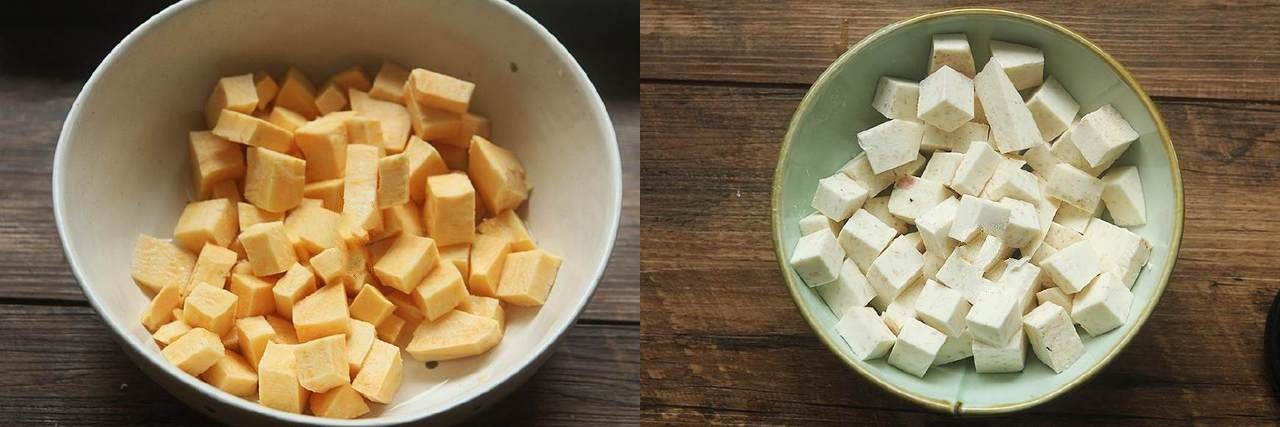 Dùng nồi cơm điện nấu món chè khoai này đảm bảo ai ăn cũng thích ngay - Ảnh 2.