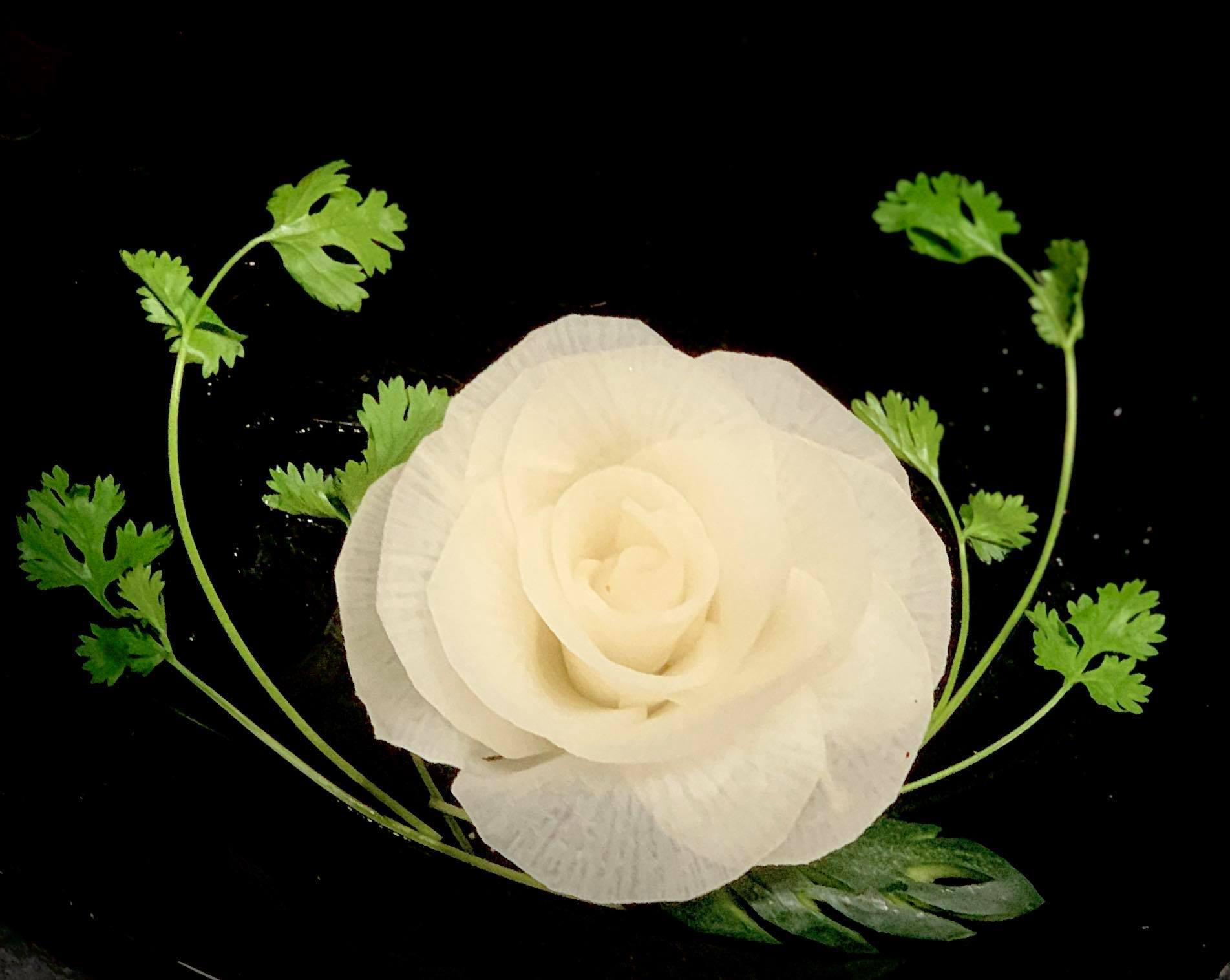 """Cách tạo hình hoa hồng với cánh mong manh siêu đẹp """"bất bại"""" - Ảnh 7."""