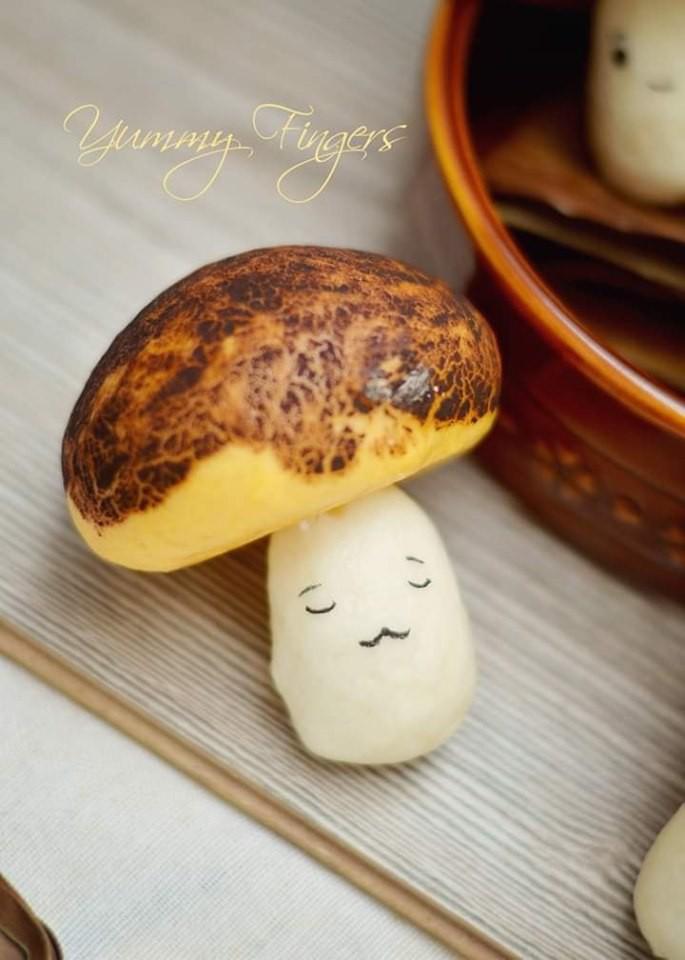Bánh bao sữa siêu cute - Ảnh 3.