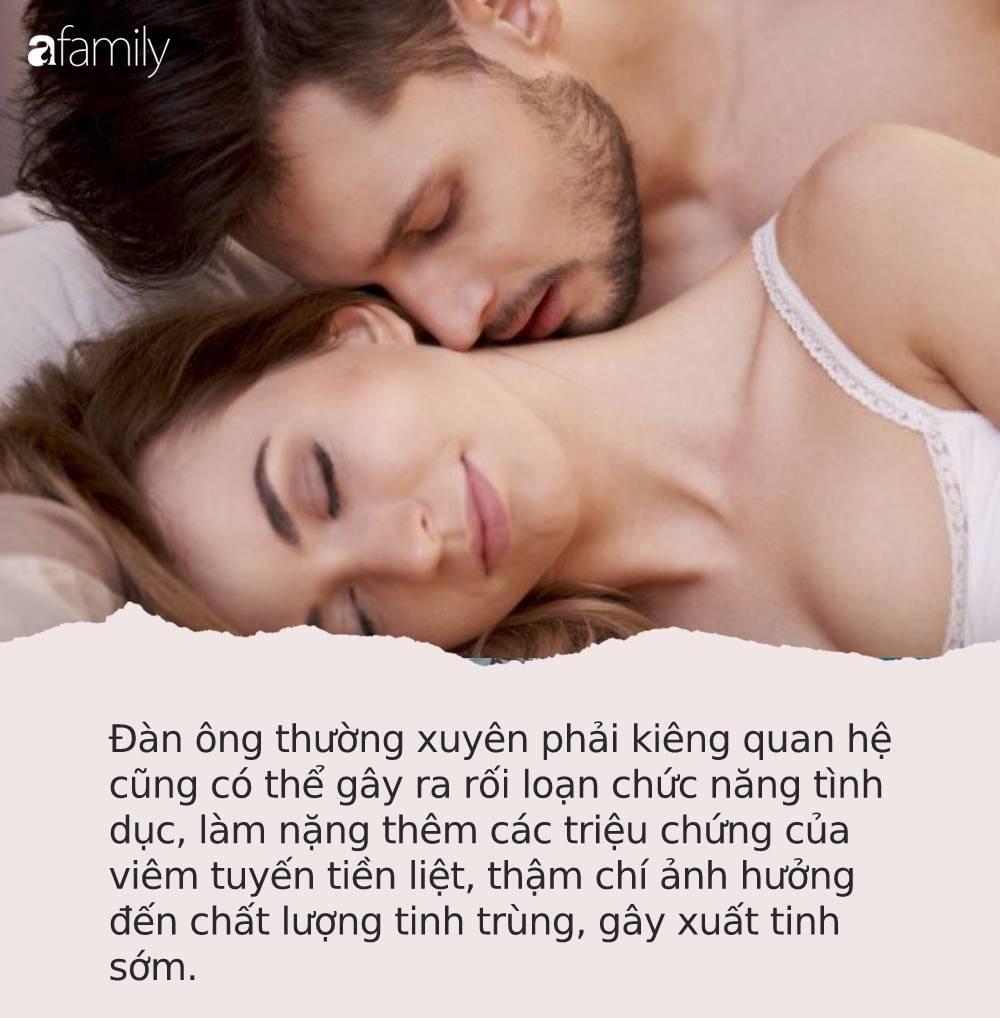 """Tránh xa kiểu quan hệ này vì nó có thể """"tàn phá"""" tử cung phụ nữ cực nhanh, khiến đàn ông bị viêm tuyến tiền liệt - Ảnh 2."""