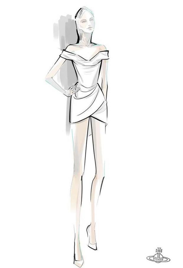 """""""Chiếc váy trả thù"""" của công nương Diana được đồn đoán chính là nguồn cảm hứng cho váy cưới tuyệt đẹp của Hailey Bieber - Ảnh 3."""