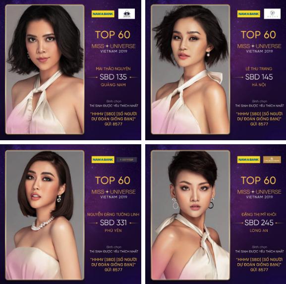 Miss Universe Vietnam 2019: thí sinh được makeup đẹp xuất sắc, lấn át hẳn mùa trước - Ảnh 2.