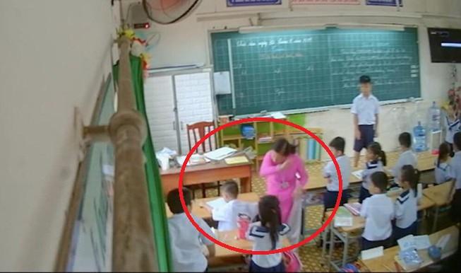 NÓNG: Trần tình của cô giáo bị phụ huynh phát hiện tát, véo tai hàng loạt học sinh - Ảnh 1.
