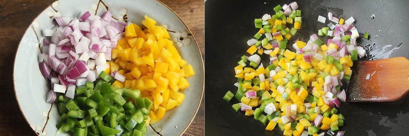 Sườn xào khoai tây - món mặn ngon cơm cho ngày thu mát trời - Ảnh 4.