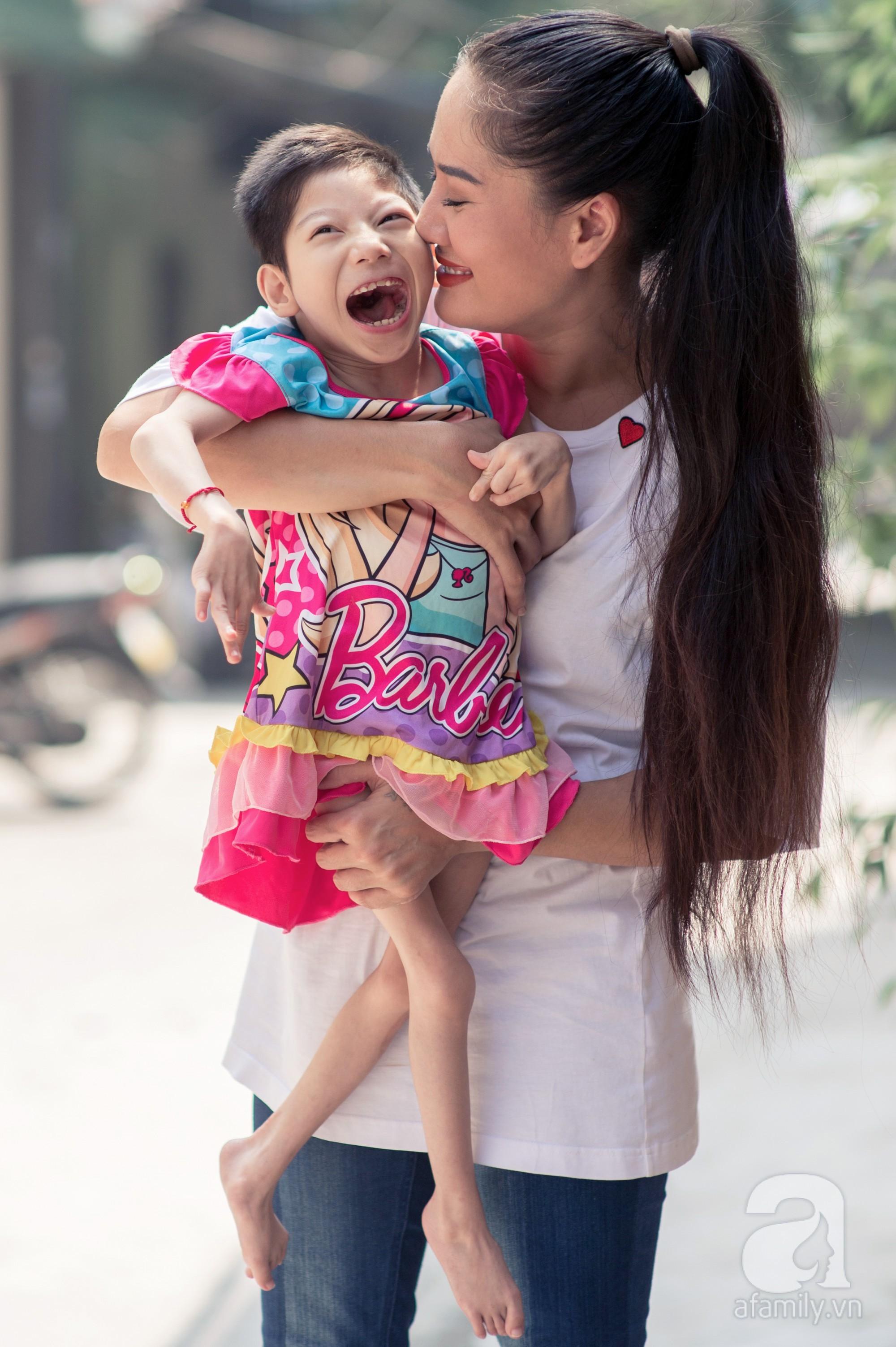 Minh Cúc Về nhà đi con kể về bạn trai từng nghĩ chỉ yêu chơi: Anh ấy muốn làm bố, nhưng tôi không thể sinh con - Ảnh 7.