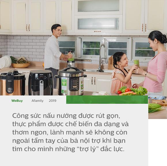 Chuyện ăn uống gia đình: Nhàn cho mẹ, thơm ngon và lành mạnh cho cả gia đình - Ảnh 12.