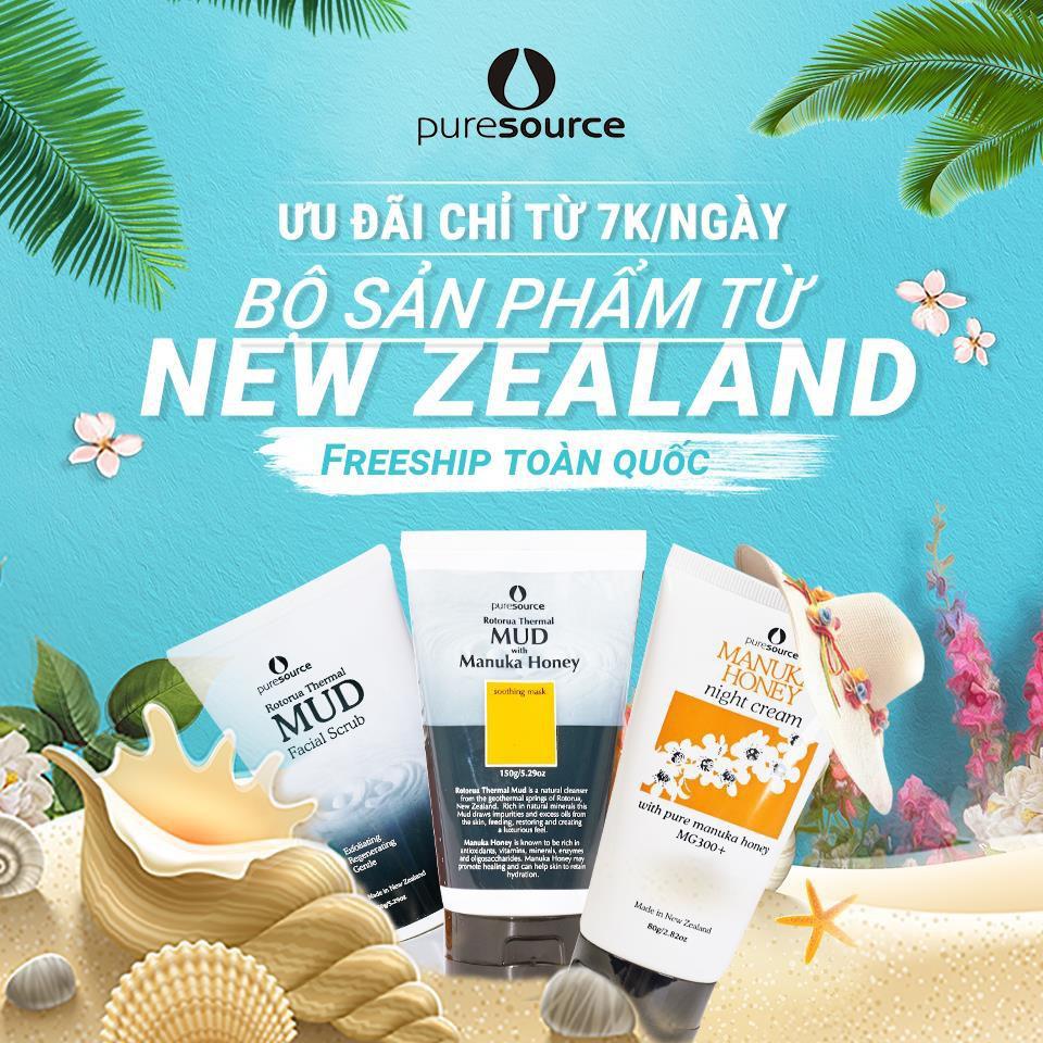 Sở hữu làn da căng mọng cùng bùn nhiệt từ New Zealand - Ảnh 7.