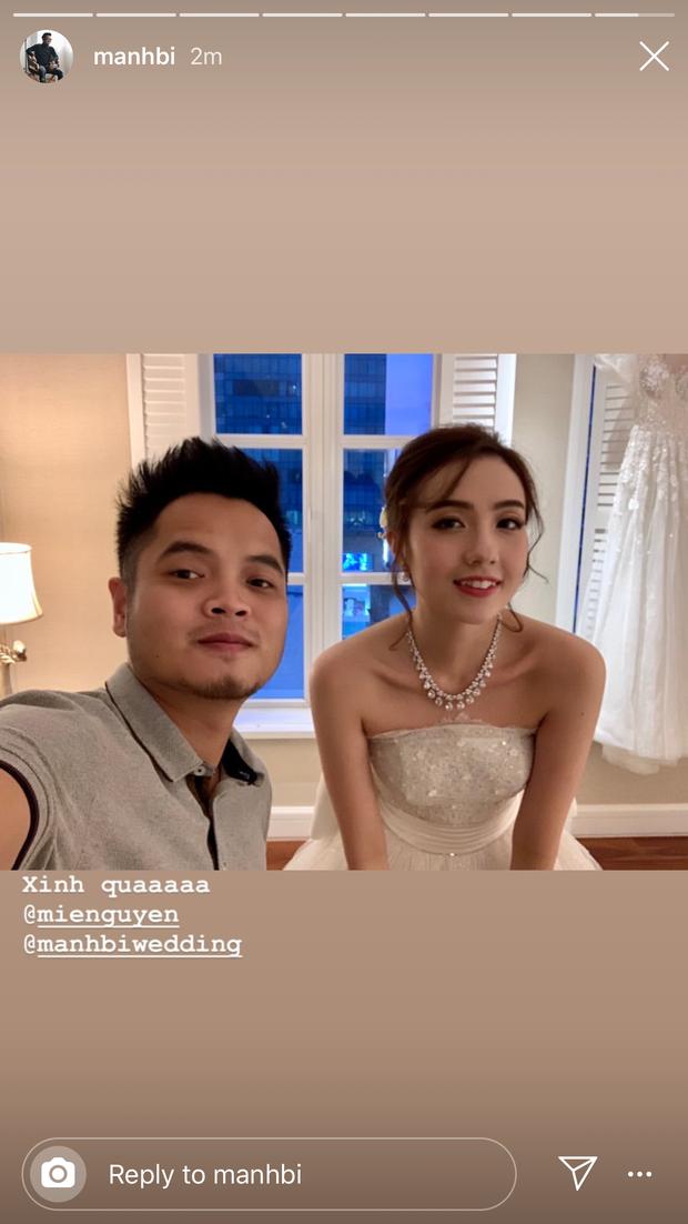 Đám cưới Mie Nguyễn: Cô dâu xinh đẹp không kìm được xúc động, nghẹn ngào tiết lộ những kỷ niệm khó quên bên chồng - Ảnh 3.