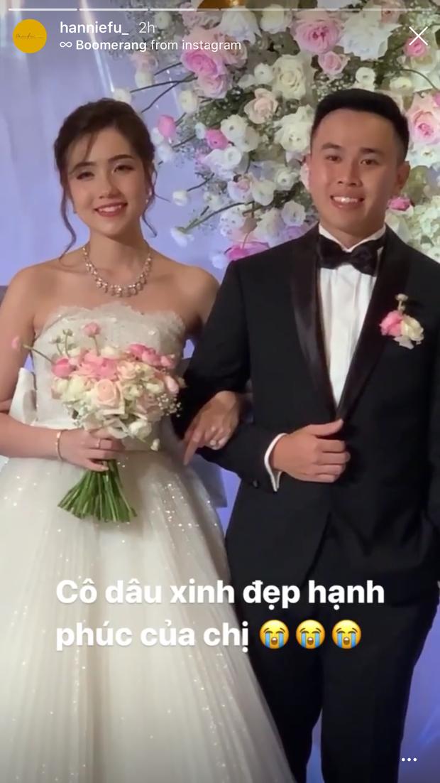 Đám cưới Mie Nguyễn: Cô dâu xinh đẹp không kìm được xúc động, nghẹn ngào tiết lộ những kỷ niệm khó quên bên chồng - Ảnh 5.