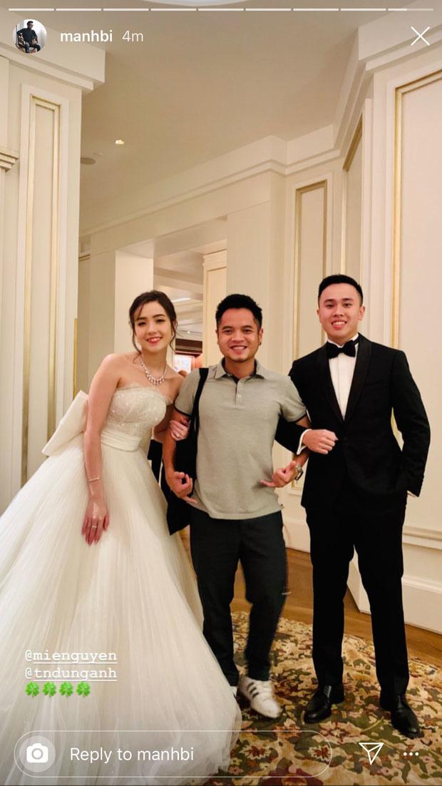 Đám cưới Mie Nguyễn: Cô dâu xinh đẹp không kìm được xúc động, nghẹn ngào tiết lộ những kỷ niệm khó quên bên chồng - Ảnh 4.