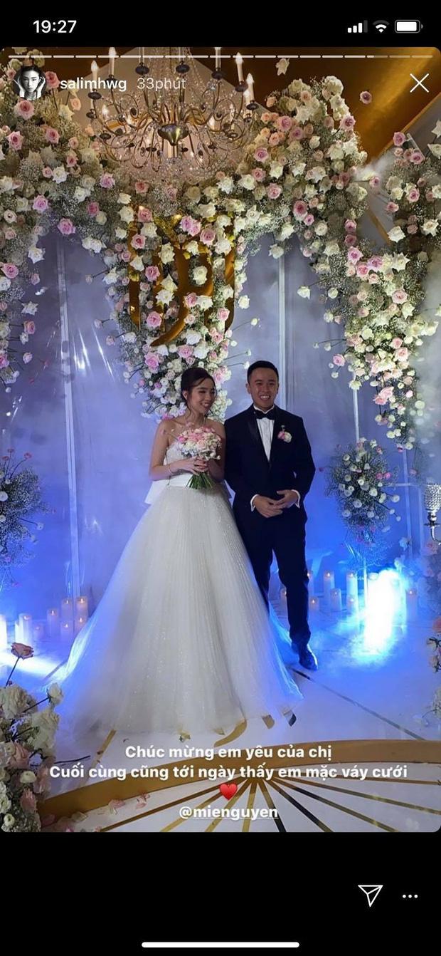 Đám cưới Mie Nguyễn: Cô dâu xinh đẹp không kìm được xúc động, nghẹn ngào tiết lộ những kỷ niệm khó quên bên chồng - Ảnh 6.