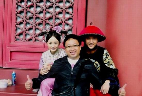 """Dương Mịch và vợ chồng Triệu Lệ Dĩnh đập tan tin đồn bất hòa, """"trả ơn"""" cho Vu Chính sau nhiều năm - Ảnh 2."""