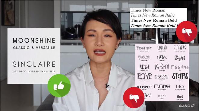 Vlogger Giang Ơi chỉ ra 6 lỗi sai phổ biến khi viết CV xin việc